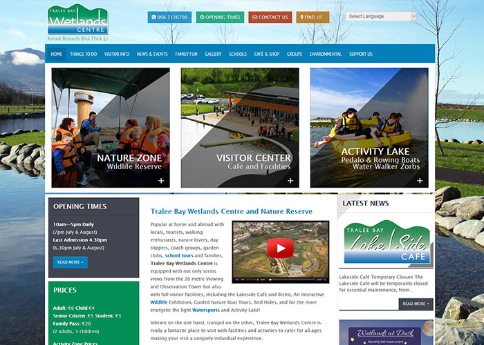 web design Kerry