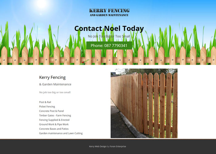 webdesign Kerry