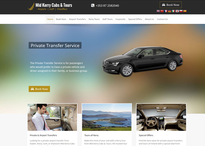 webdesign Killorglin